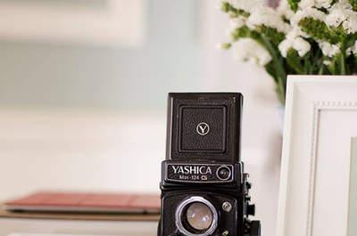 Objectos Vintage na decoração de casamentos: o charme dos clássicos
