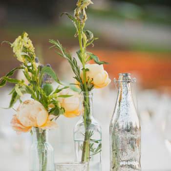 Foto Crissie MacDowell - Diseño Alisa Lewis Event Design and Details vía StyleMePretty