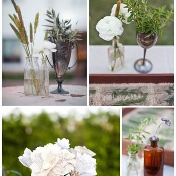 Créditos: Collage de fotos StyleMePretty