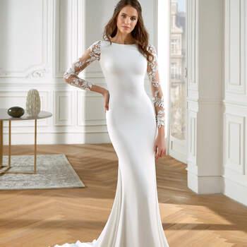 Créditos: ST Patrick | Modelo do vestido: Bassano
