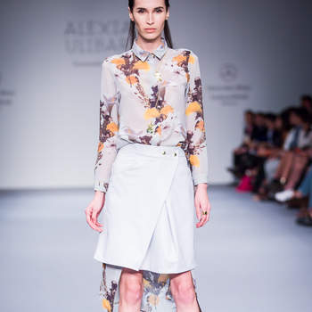 Foto cortesía de Mercedes Benz Fashion Week México