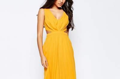 50 vestidos de invitada para boda que puedes comprar online. ¡Róbate todas las miradas!