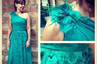 A melhor seleção de vestidos de festa Carol Hungria: madrinhas, convidadas e mães lindas