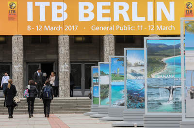 Zankyou Travels to Berlin: ITB