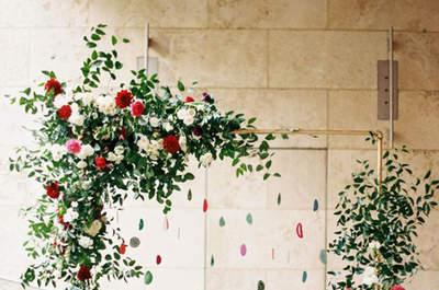 Kulissen für die Photobox bei der Hochzeit – Geniale Ideen für besondere Fotos