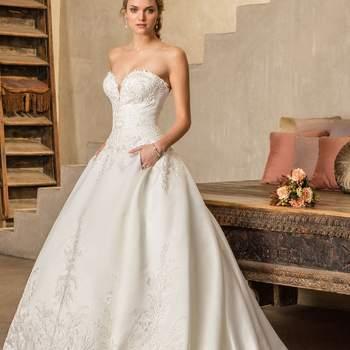 Style 2303 Oleander. Credits: Casablanca Bridal