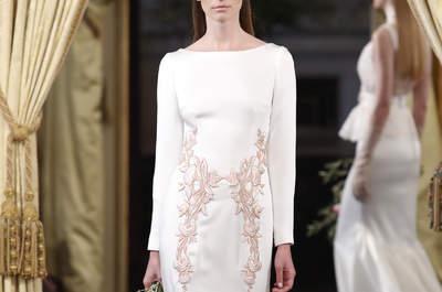 Robes de mariée à manches longues : des modèles qui font rêver !