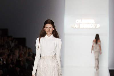 Свадебные платья Олеся Малинская 2015