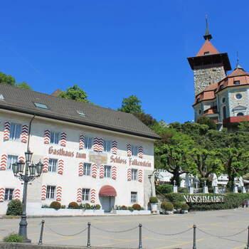 Foto: Gasthaus zum Schloss Falkenstein
