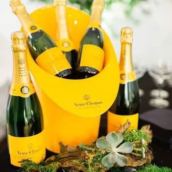 Photo : Champagne Veuve Clicquot