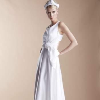 Robe de mariée Suzanne Ermann 2013, modèle Naiade - Photo : Suzanne Ermann