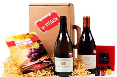 Partez à la découverte de nouveaux arômes ! Zankyou et My Vitibox vous font gagner 3 Vitiboxes du 25 Mai au 8 Juin 2015 !