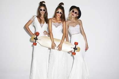Les 10 créateurs de robes de mariée à suivre de toute urgence sur Instagram en 2015 !