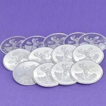 Platarte Arras Angel Independencia $1,950