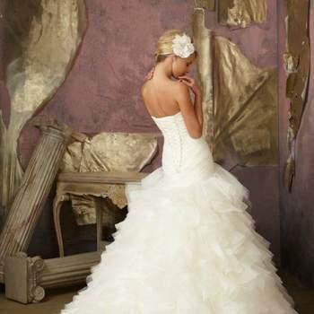 Créditos: La Casa de las Novias - Vestidos de novia