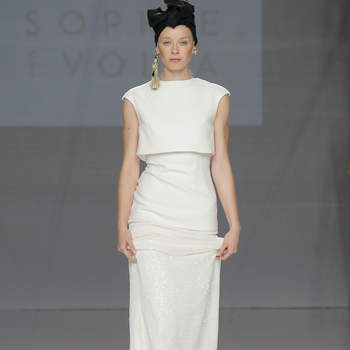 Vestidos de novia corte recto: Luce un diseño espectacular que resalte tu figura