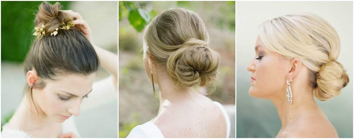 The Latest Up-Do Wedding Hairstyles of 2017