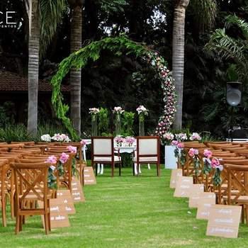 Foto: 11 Once Eventos - Mobiliario