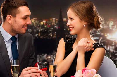 Kennen Sie die extravagantesten Heiratsanträge 2015?