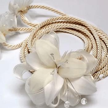Mercado Libre Lazo de Boda Lilis Cristal $1,200