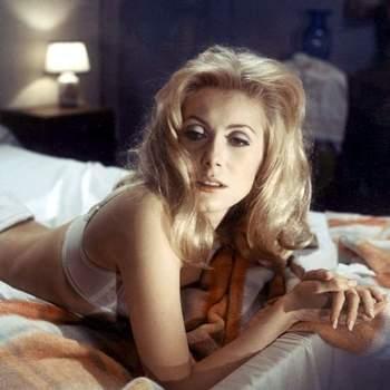 Catherine Deneuve em Belle de Jour, 1967