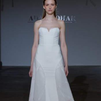 Créditos: Adam Zohar | New York Bridal Week