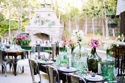 ¡Damajuanas para tu boda! Una opción con grandes posibilidades