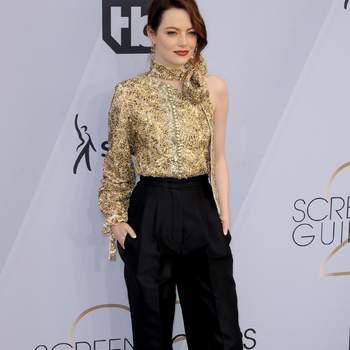 Emma Stone de Louis Vuitton /CordonPress
