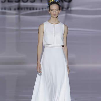 Jesús Peiró - Credits: Barcelona Bridal Fashion Week