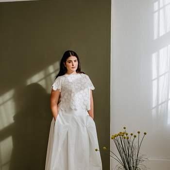 Credits: Vollkommen. Braut - Design: therese&luise