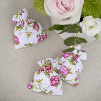 Bolsas Con Rosas 4 unidades- Compra en The Wedding Shop