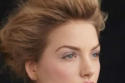 So schminken Sie ein dezentes Braut-Make up