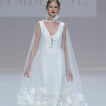 Credits: Cymbeline. Barcelona Bridal Fashion Week