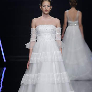 Blumarine. Credits: Barcelona Bridal Fashion Week