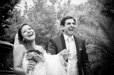 Fotografia e vídeo de casamento original e espontânea com a Fine'Art'Studio
