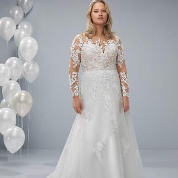 Vestido modelo Odre da White One Plus