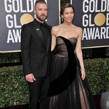 Justin Timberlake y Jessica Biel. Credits: Cordon Press