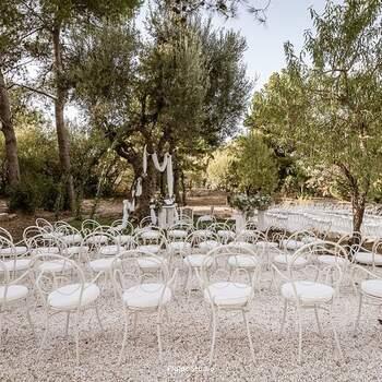 Hotel Park Novecento Resort: Un angolo del parco si trasforma nel palcoscenico della vostra cerimonia? Sì lo voglio!