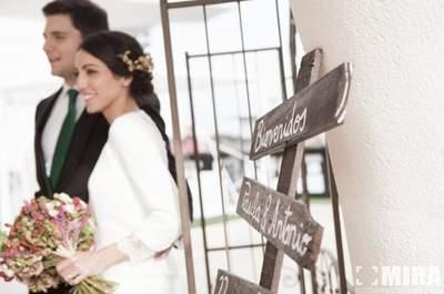 25 ideas originales para tu boda: desde la decoración hasta detalles para invitados
