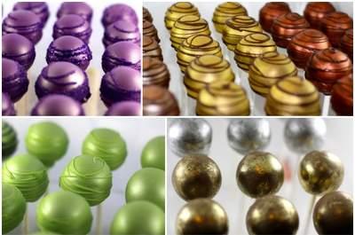 Złoto, srebro, miedź, brąz - metaliczne kolory ślubu