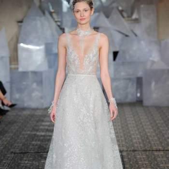 Mira Zwillinger. Credit: New York Bridal Week