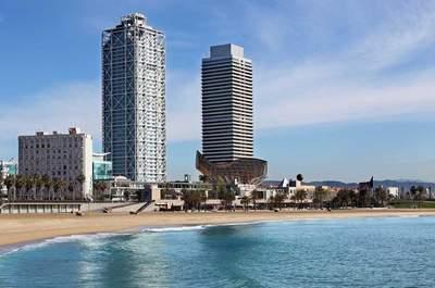 Los 10 mejores hoteles para bodas en Barcelona