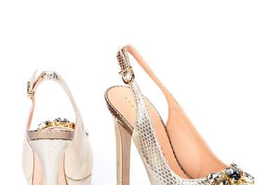 90 zapatos de novia 2017 que no debes dejar escapar. ¡Vístete por los pies!