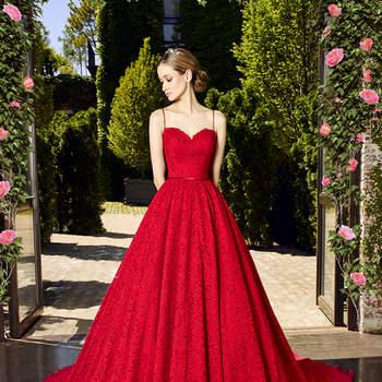 Style H1321. Credits:  Moonlight Bridal