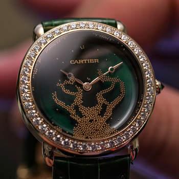 Relógio Panther Revelation. Credits: Cartier