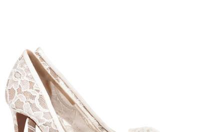 Scarpe da sposa Pura López 2018: il tocco più chic al tuo bridal outfit