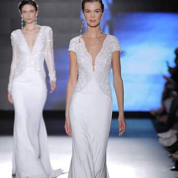 Rosa Clará Credits: Barcelona Bridal Fashion Week