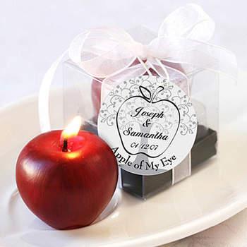 Une touche colorée et appétissante : on adore ! Source : weddinggdpotonline.com