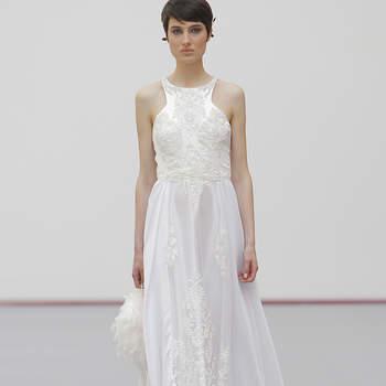 Noemi Vallone. Credit: Madrid Bridal Week