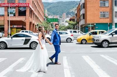 Guía para tu boda en Medellín: ¡Un lugar ideal para una boda destino en Colombia!